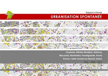 Restitution de l'étude urbanisation spontanée par l'AUDeG