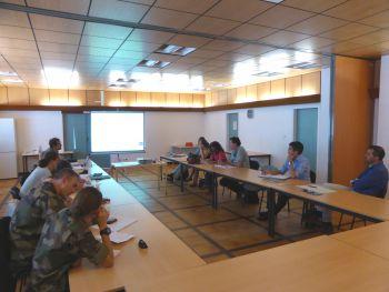 Ateliers préparatoires au 2ème CRPRGF