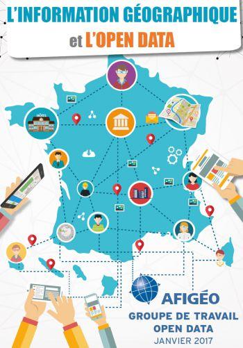 Information géographique et open data