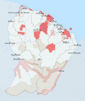 Mise en ligne de la carte dynamique des zones de chasse réglementée