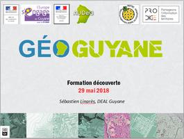 Formation découverte de la plateforme GéoGuyane