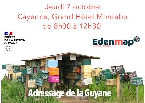 Adressage de la Guyane